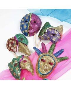 Rio Carnival Masks