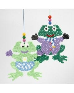 Frog Designs with Beads