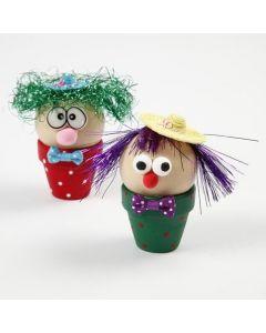 Little Flower Pot Men
