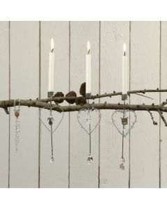 A Fashionable Christmas Tree Candle Holder