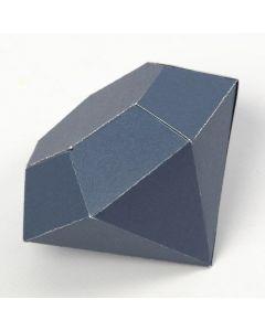A folded Card Diamond