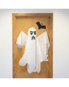 A large Ghost made from Imitation Fabric