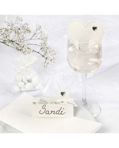 Romantic white Wedding Decorations