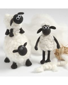 Make your own Shaun the Sheep