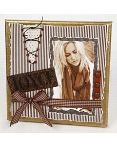 Vivi Gade Design on Canvas