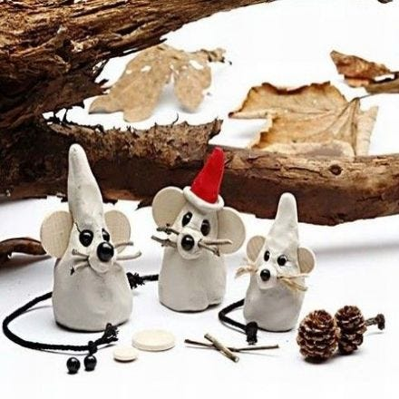 A Mousey Christmas