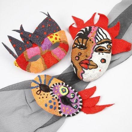 Cadiz Masks
