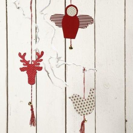 Vivi Gade Christmas Hanging Decorations