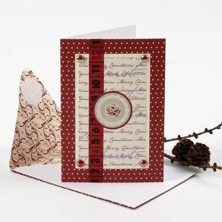 A Christmas Card with Vivi Gade Design Decorations