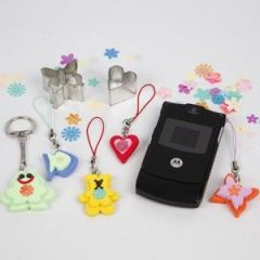 Cute Charms for the Mobile Phone Straps
