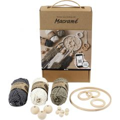 Macramé Discover kit, 1 set