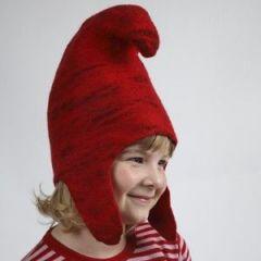 An Elf-Shaped Pixie Hat