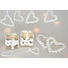 Silk Clay - white