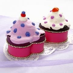 Delicious Cup Cake Boxes