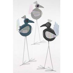 Long-Legged Birds