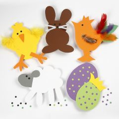 Easter Templates Card