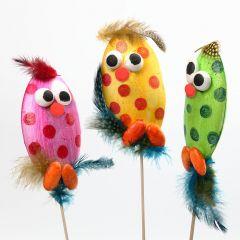 Chicks on Sticks