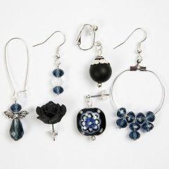Jewellery School. Earrings