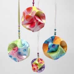 Click Ornaments for Painting