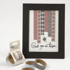 Masking Tape Pictures