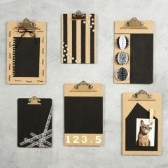 Clipboards with Decoration