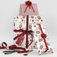 Christmas Presents with creative Details