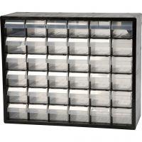 Organiser Cabinet, no. PC 36, size 33x40,7x14,1 cm, 1 set