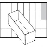 Insert Box, no. A9-2, H: 47 mm, size 109x39 mm, 1 pc