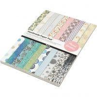 Handmade Paper Pad, A4, 210x297 mm, 110 g, 20 sheet/ 1 pack