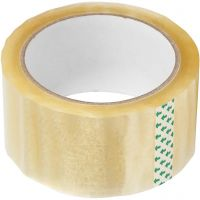 Packaging Tape, W: 48 mm, 60 m/ 1 roll