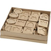 Hanging Photo Frames, 60 pc/ 1 pack