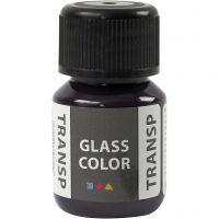 Glass Color Transparent, violet, 30 ml/ 1 bottle