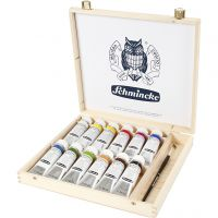 Schmincke AKADEMIE® Acryl color, 12x60 ml/ 1 pack