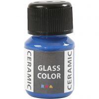 Glass Ceramic, brilliant blue, 35 ml/ 1 bottle