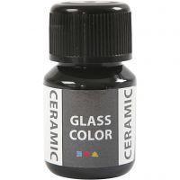 Glass Ceramic, black, 35 ml/ 1 bottle