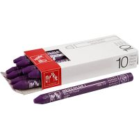 Neocolor I Crayons, L: 10 cm, thickness 8 mm, lilac (110), 10 pc/ 1 pack