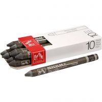 Neocolor II, L: 10 cm, raw umber (049), 10 pc/ 1 pack