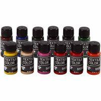 Textile Color Paint, 12x50 ml/ 1 pack