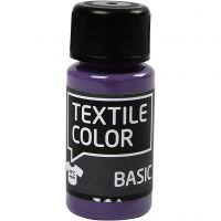 Textile Color Paint, lavender, 50 ml/ 1 bottle