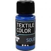 Textile Solid, opaque, brilliant blue, 50 ml/ 1 bottle
