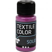 Textile Solid, opaque, fuchsia, 50 ml/ 1 bottle