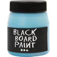 Blackboard Paint, turquoise, 250 ml/ 1 pack