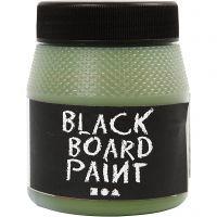 Blackboard Paint, green, 250 ml/ 1 pack