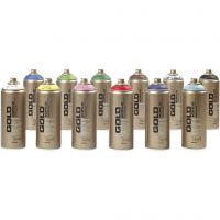 Spray paint, 12x400 ml/ 1 pack
