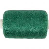 Sewing Thread, green, 1000 m/ 1 roll