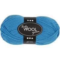 Baby Yarn, L: 172 m, sea blue, 50 g/ 1 ball