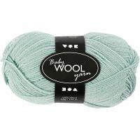 Baby Yarn, L: 172 m, sweet green, 50 g/ 1 ball