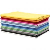 Fabric, W: 145 cm, 140 g, 15x2 m/ 1 pack