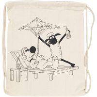 Drawstring bag, 1 pc/ 1 pack