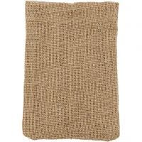 Bag, size 10x15 cm, 275 , brown, 4 pc/ 1 pack